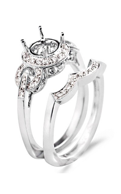 Beverley K Engagement Sets Engagement ring R1181C-DDM product image