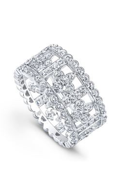 Beverley K Wide Wedding band R721-DD product image