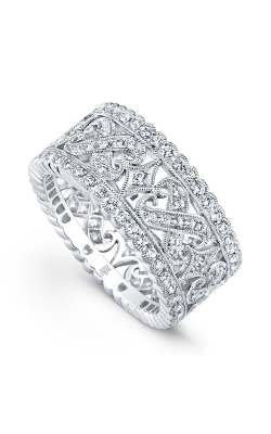 Beverley K Wide Wedding Band R722-DD product image