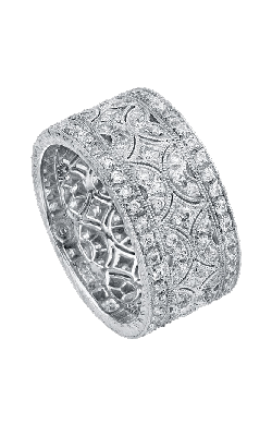 Beverley K Wide Wedding band R738-DD product image