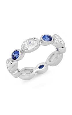 Beverley K Stackable Wedding Band R10004-WSS product image