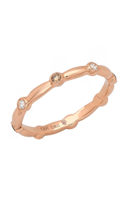 Beverley K Stackable Wedding Band R10007-DCOGNAC product image