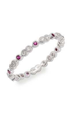Beverley K Stackable Wedding band R10035-DR product image