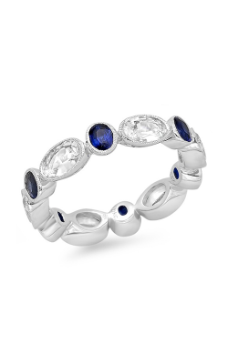 Beverley K Stackable Wedding band R10048-WSS product image