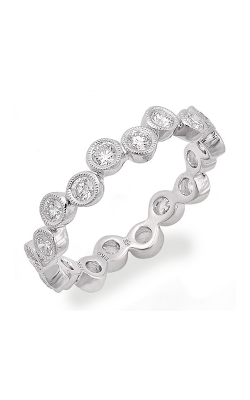 Beverley K Stackable Wedding band R10164-DD product image