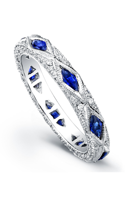 Beverley K Stackable Wedding band R1277-DS product image