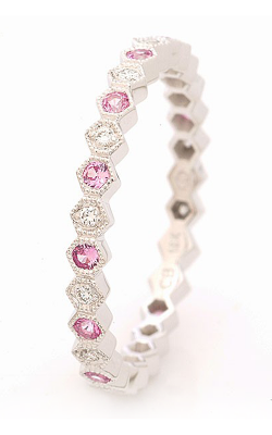 Beverley K Stackable Wedding band R160-DPS product image