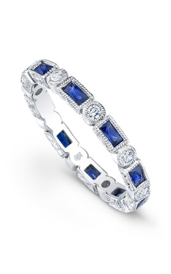 Beverley K Stackable Wedding band R185-DS product image