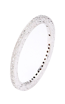 Beverley K Stackable Wedding band R305-DD product image