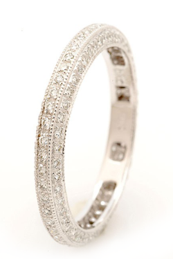 Beverley K Stackable Wedding band R322-DD product image