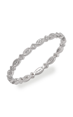 Beverley K Stackable Wedding band R4004-DD product image