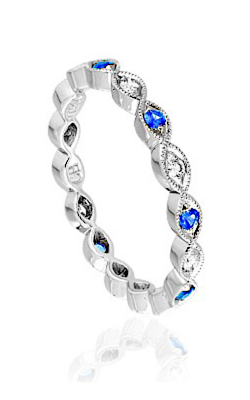 Beverley K Stackable Wedding band R701-DS product image