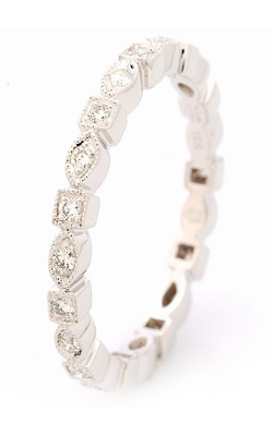 Beverley K Stackable Wedding band R703-DD product image