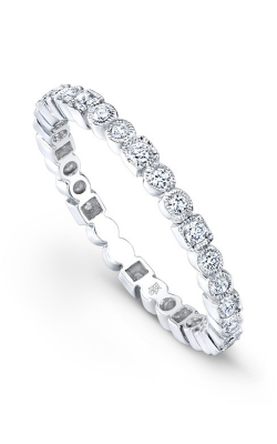 Beverley K Stackable Wedding band R804-DD product image