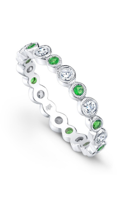 Beverley K Stackable Wedding band R9085-DTS product image