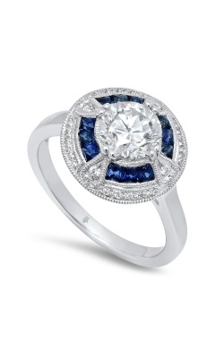 Beverley K Halo Engagement ring R9432 product image