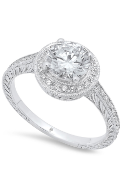 Beverley K Halo Engagement ring R378 product image