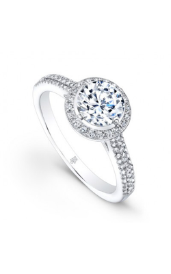 Beverley K Halo Engagement Ring R9023 product image