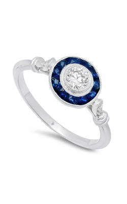 Beverley K Halo Engagement Ring R11141 product image