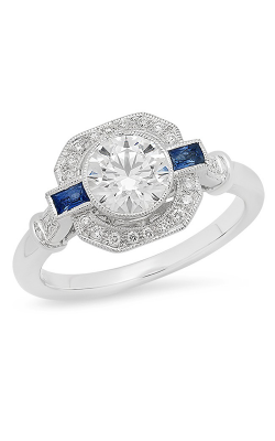 Beverley K Halo Engagement ring R10332 product image
