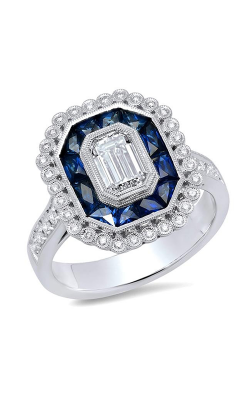 Beverley K Halo Engagement ring R1406 product image