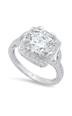 Beverley K Halo Engagement Ring R3140 product image