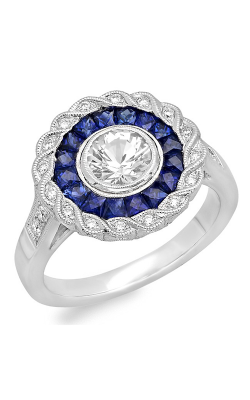 Beverley K Halo Engagement ring R10022 product image
