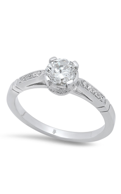 Beverley K Halo Engagement ring R9429 product image
