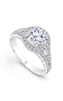 Beverley K Halo Engagement ring R9152 product image