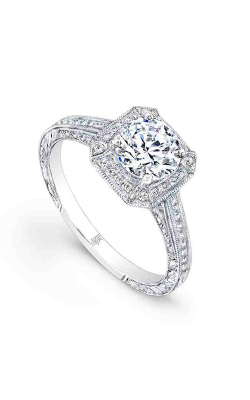 Beverley K Halo Engagement ring R685 product image