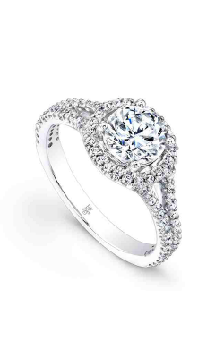 Beverley K Halo Engagement ring R9161 product image