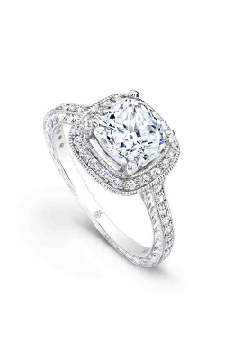Beverley K Halo engagement ring R9162 product image