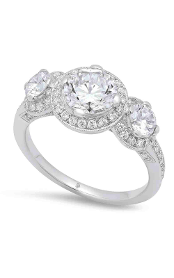Beverley K Halo Engagement ring R9013 product image