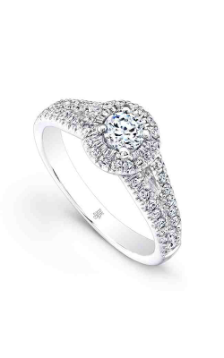 Beverley K Halo Engagement ring RT001 product image