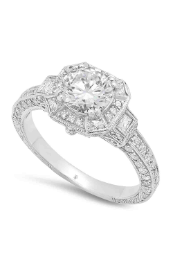 Beverley K Halo Engagement ring R368 product image