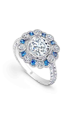 Beverley K Halo Engagement ring R9309 product image