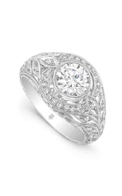 Beverley K Vintage Engagement Ring R10372 product image