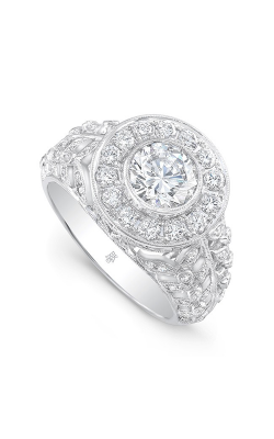 Beverley K Vintage Engagement Ring R10436 product image