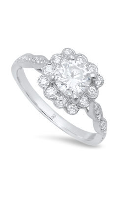 Beverley K Vintage Engagement Ring R11866 product image