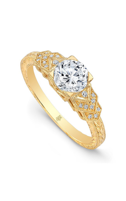 Beverley K Vintage Engagement Ring R9657 product image