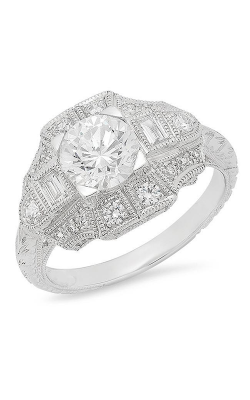 Beverley K Vintage Engagement Ring R9298 product image