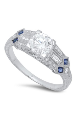 Beverley K Vintage Engagement Ring R9660 product image