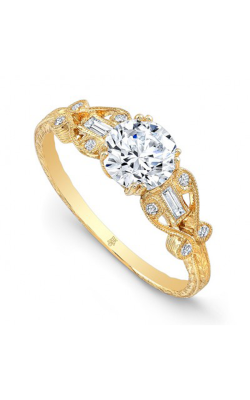 Beverley K Vintage Engagement Ring R9664 product image