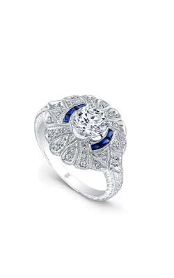 Beverley K Vintage Engagement Ring R9673 product image