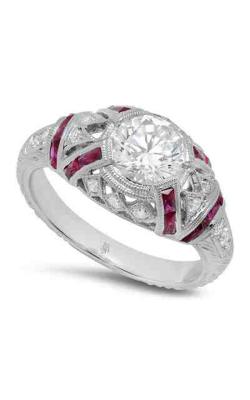 Beverley K Vintage Engagement ring R11543 product image