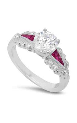 Beverley K Vintage Engagement ring R10511 product image