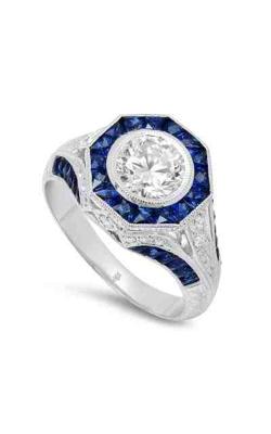 Beverley K Vintage Engagement ring R153 product image