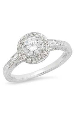 Beverley K Vintage Engagement ring R11305 product image