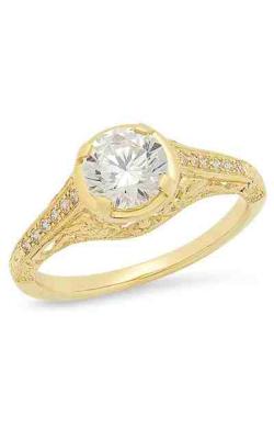 Beverley K Vintage Engagement ring R10908 product image