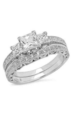 Beverley K Vintage Engagement ring R3089 product image